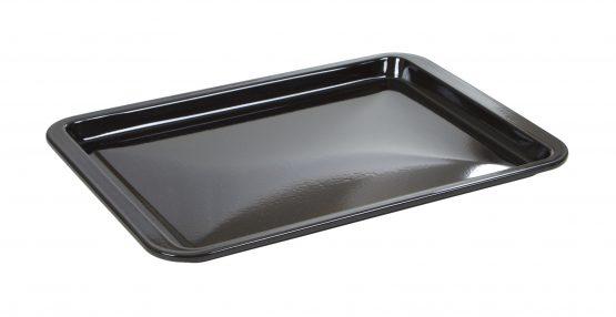 Durable glossy vitreous enamel coated Baking Tray