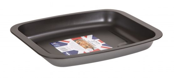 Double non-stick coated 0.3 gauge steel Roaster