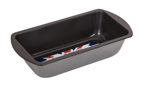Double non-stick coated 0.3 gauge steel Loaf Tin