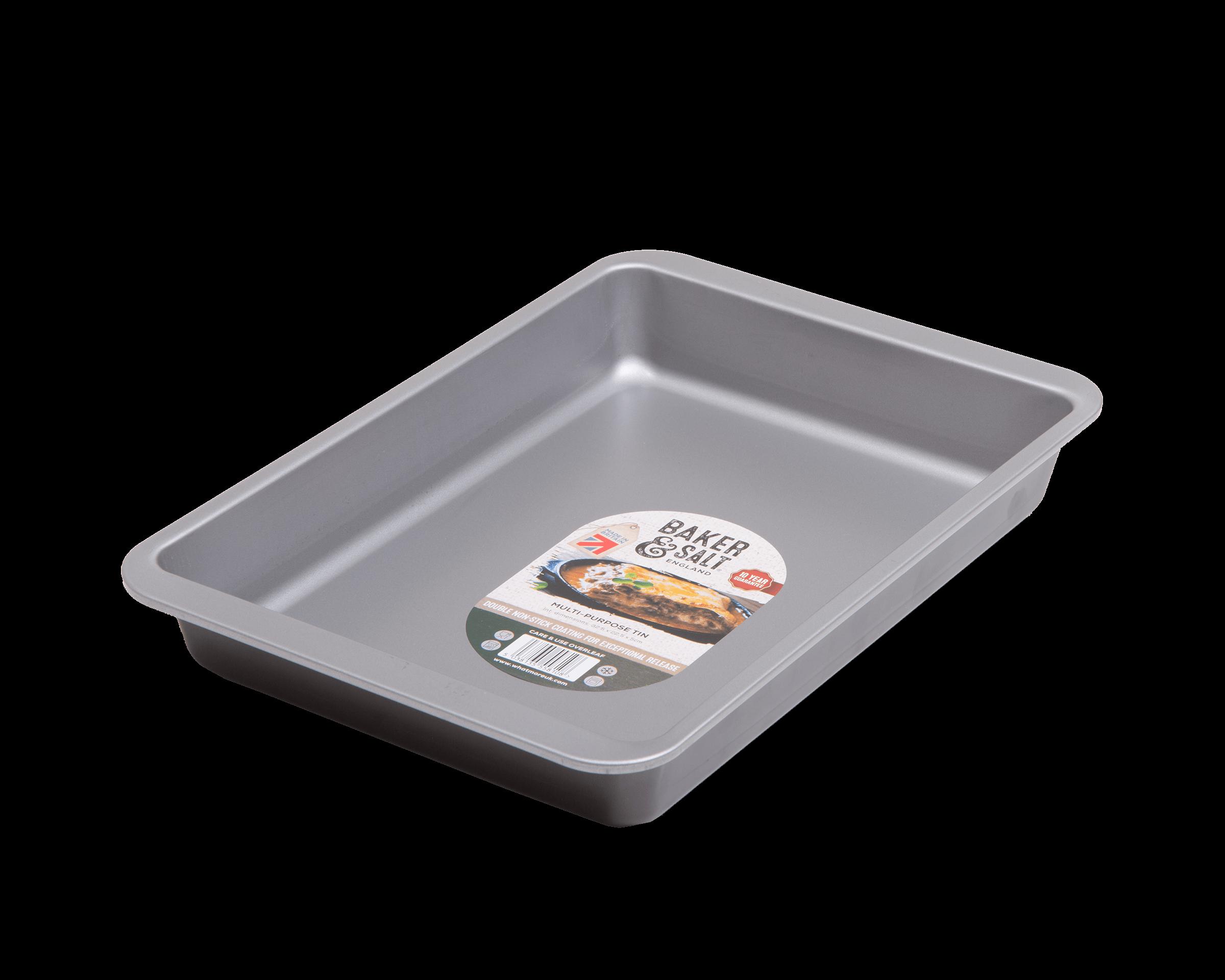 Baker & Salt Non-Stick Multi Purpose Tin - 55810 - What More UK