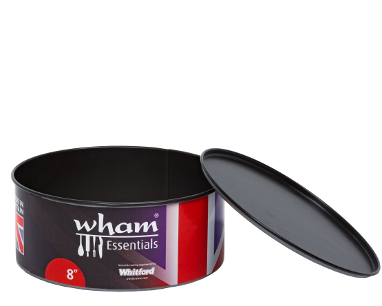 Double non-stick coated 0.3 gauge steel Cake Tin