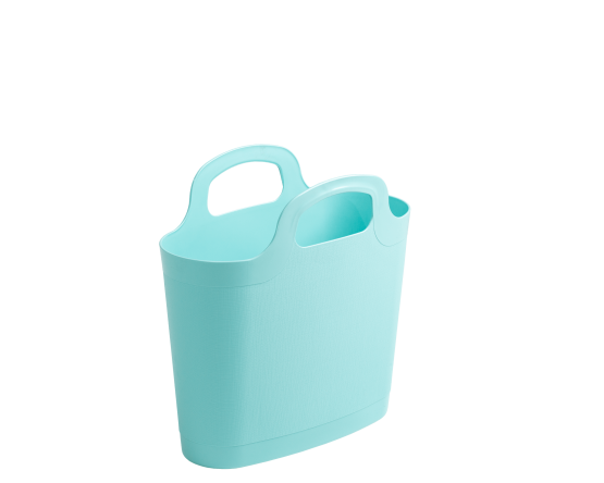 6 litre capacity multipurpose storage bag in Duck Egg Blue