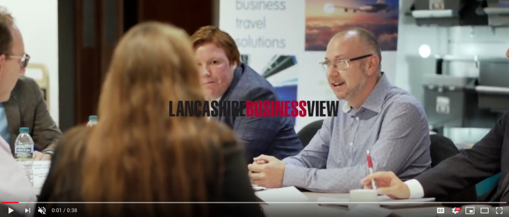 Video of Lancashire Business View export Summit hosted by What More UK, Burnley Lancashire, discussing the effects of Brexit on British manufacturers.