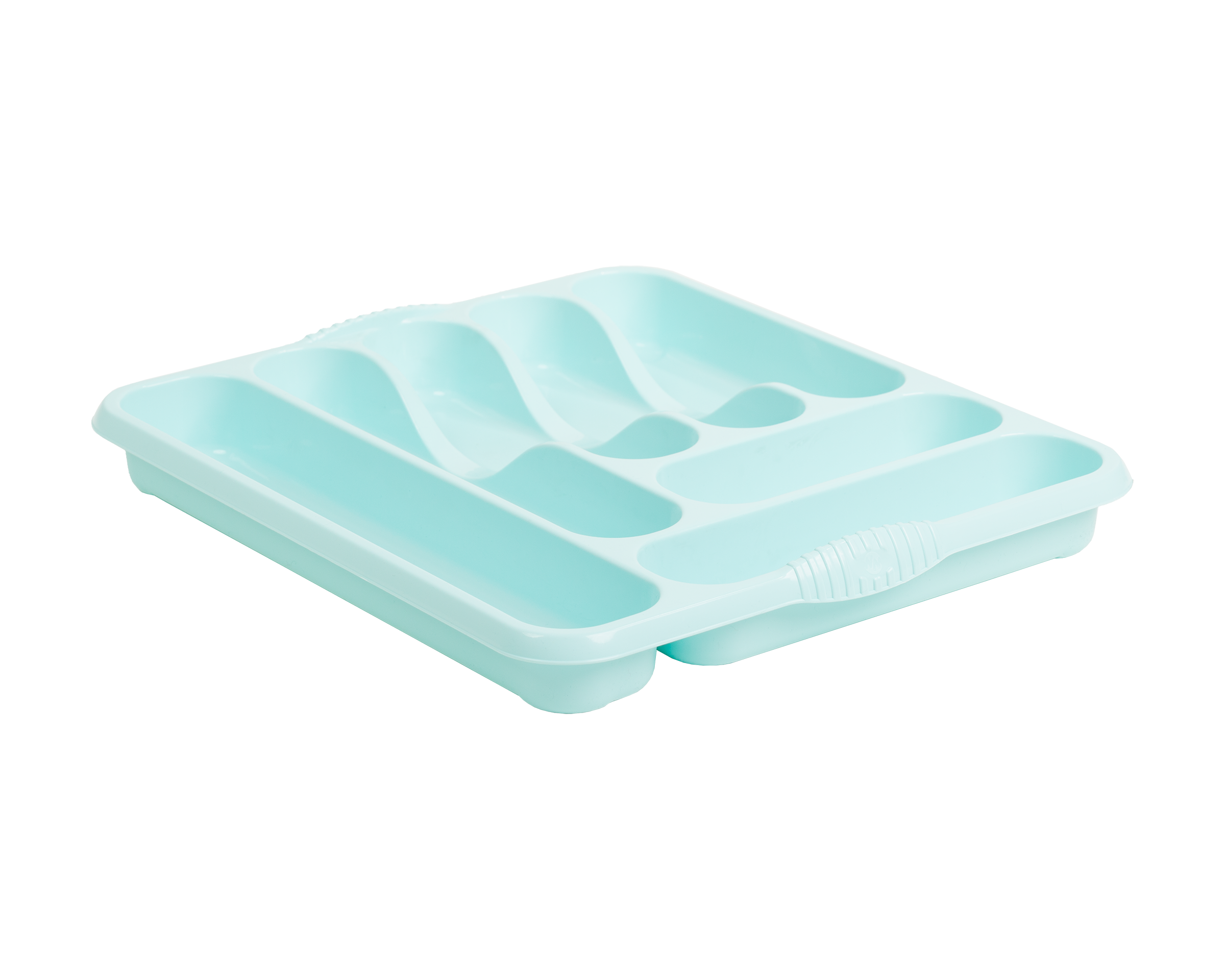 Casa Large Cutlery Tray Duck Egg Blue 17328 What More Uk